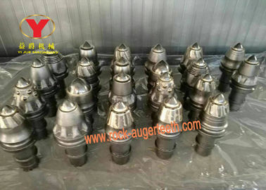 Construction Cutters Pick Bolt On Bucket Teeth Abrasion Proof For Coal Mining